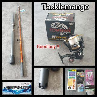 GOOD BUY OF THE MONTH BOAT FISHING COMBO