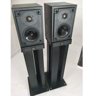 Mourdant Short MS10i Bookshelf Speakers