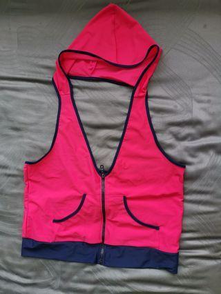 Halter swim suit outer piece