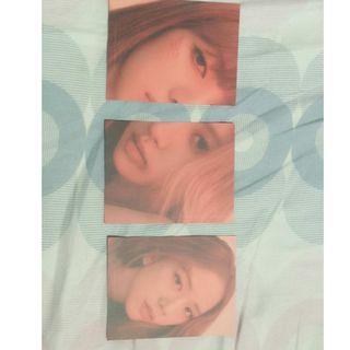 BLACKPINK KILL THIS LOVE PUZZLE PHOTOCARD