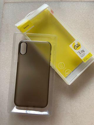 Baseus iPhone XR phone cover