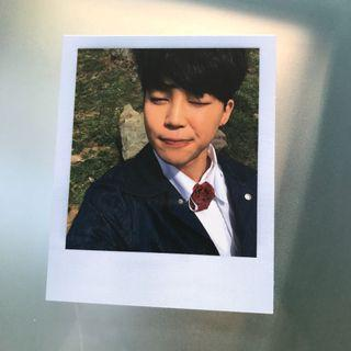 BTS Jimin Young Forever/YF Poloraid/PC