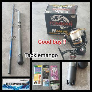 GOOD BUY OF THE MONTH BOAT FISHING SET COMBO
