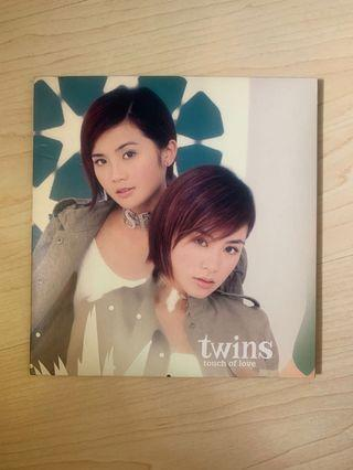 Twins CD Twins Touch of Love