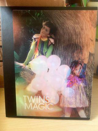 Twins CD Twins Magic