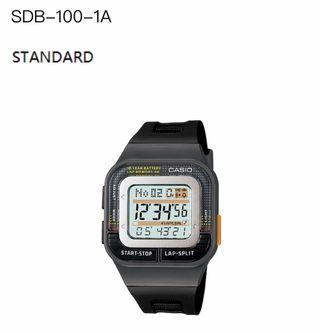🍎Wholesales price- Original Lady Casio Watch SDB-100
