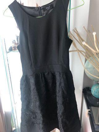MGP Black Crochet Dress (NH)