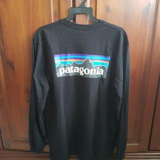 Patagonia p-6 respo long sleeve black
