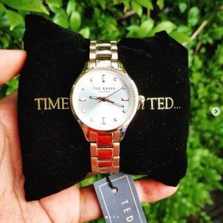 """Original Ted Baker """"Zoe"""" Ladies Watch Rose Gold (TE50006001)"""