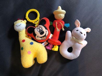 🚚 Baby toys