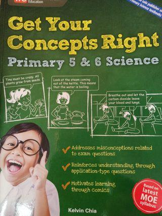 🚚 PSLE science assessment book