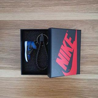 Air Jordan 1 Royals Mini Keychain