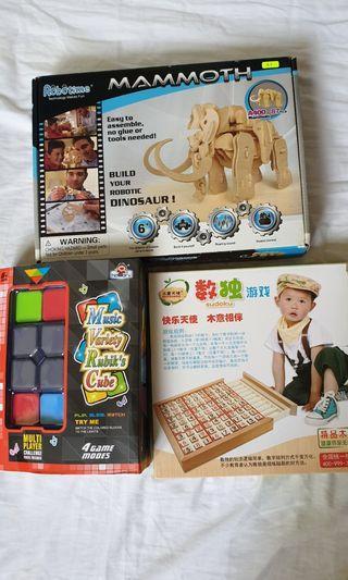 BN various games