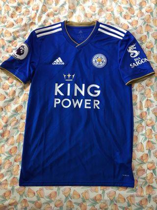 OFFICIAL Leicester City ADIDAS SS Shirt