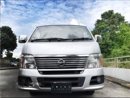 Nissan Urvan 3.0M Diesel