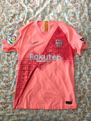 OFFICIAL Barcelona NIKE Away SS Shirt