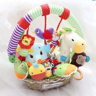 Baby Hamper / Baby Shower Gift / Full month / Newborn / Birthday Present