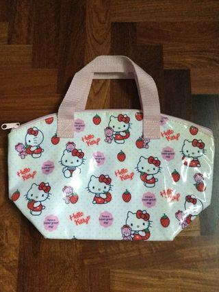 Sanrio Hello Kitty insulated lunch bag