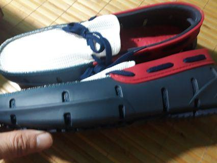 PONY boat shoes