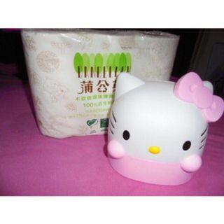 [代售]全新Hello Kitty面紙盒