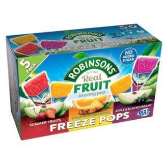 ❤Robinsons 無添加糖天然水果冰棒