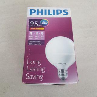 [Brand New] Philips 9.5w LED WarmWhite Bulb