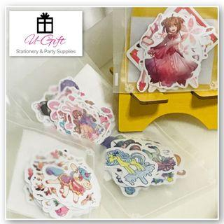 🚚 [STI] Anime stickers Cardcaptor Sakura Kawaii Unicorn Cute Girl