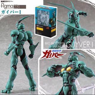 Max Factory figma Guyver I