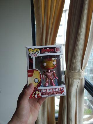 Iron Man MK43