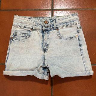 🚚 Cotton On Light Blue Shorts