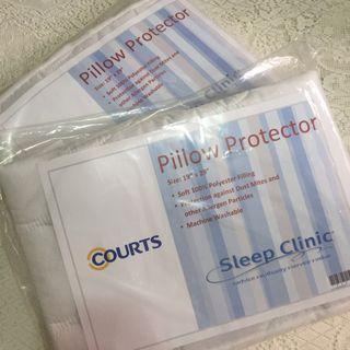 Courts Pillow Protector Duo Set