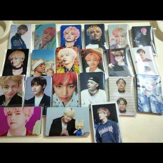 Bts V Taehyung Photo / Lomo Cards (unofficial)