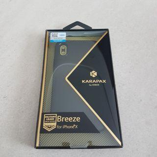[Brand New] Karapax Breeze case for iPhoneX by Anker