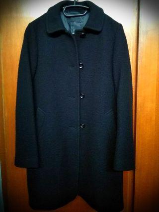 Uniqlo winter long coat