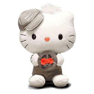 Grab Hitch Hello Kitty Plush Toy