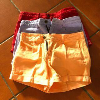 🚚 Coloured Shorts