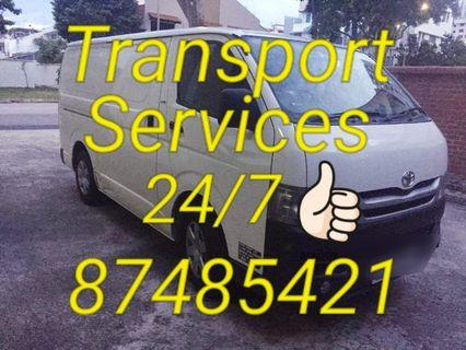 Mover transport delivery service