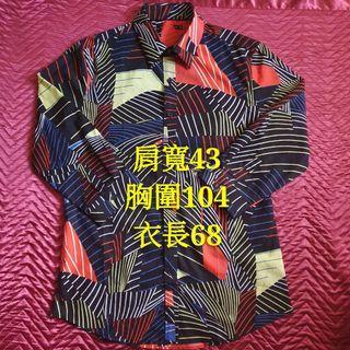 全新七分袖襯衫