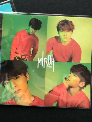 [ WTS ] Stray Kids Miroh Pre-Order Benefit Sticker - I.N