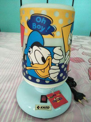 Mickey Mouse Mini Lamp