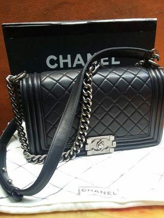 Chanel Sling Bag Original Lengkap Mulus