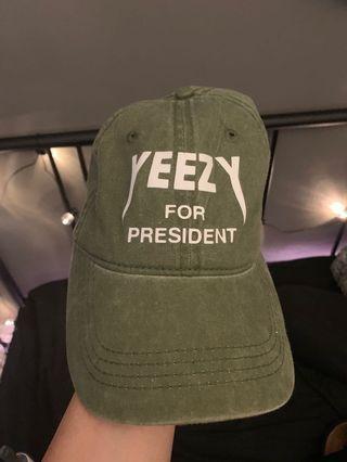 YEEZY FOR PRESIDENT Dad Cap / Hat