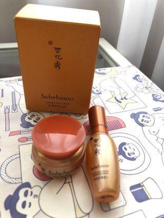 🚚 Sulwhasoo Ginseng kit Samples