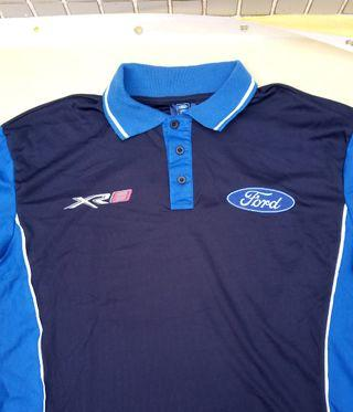Ford Polo Shirt (100% Polyester)