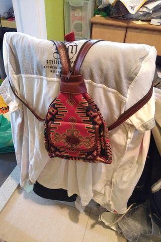 特色民族袋(可放3瓶500ml水)
