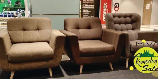 miva 1 seater sofa
