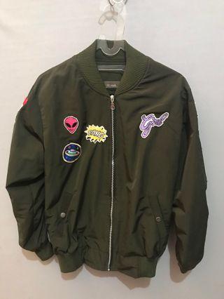 Bomber Jacket like new #BAPAU