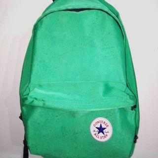 #BAPAU Converse Backpack Green