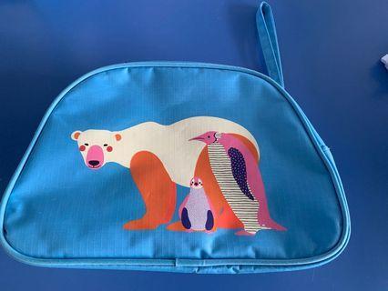 Animal Design Travel Pouch / Toiletries Storage Bag