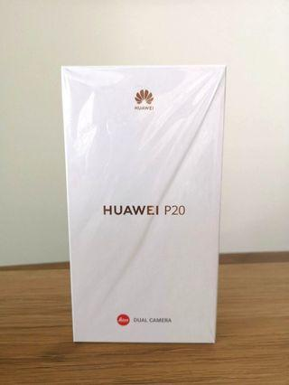 🚚 Huawei P20 Twilight Blue